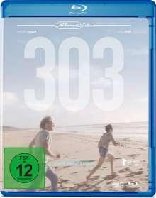 303 (Blu-ray), Blu-ray Disc