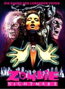 Zombie Nightmare (Blu-ray & DVD im Mediabook), 1 Blu-ray Disc und 1 DVD