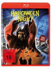 Halloween Night (Blu-ray), Blu-ray Disc
