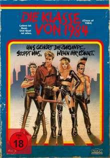 Die Klasse von 1984 (VHS-Edition) (Blu-ray & DVD), 1 Blu-ray Disc und 1 DVD