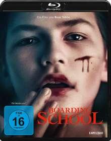 Boarding School (Blu-ray), Blu-ray Disc