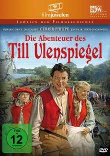 Die Abenteuer des Till Ulenspiegel, DVD