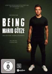 Being Mario Götze, DVD
