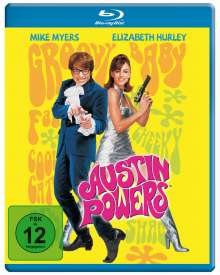 Austin Powers (Blu-ray), Blu-ray Disc