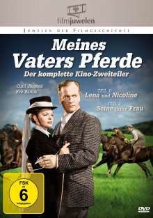 Meines Vaters Pferde, DVD