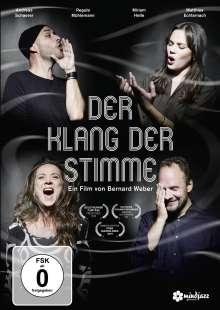 Der Klang der Stimme, DVD