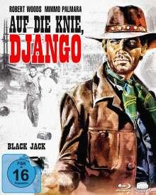 Auf die Knie Django (Blu-ray), 1 Blu-ray Disc und 1 DVD