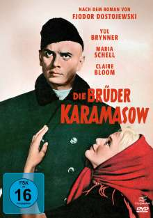 Die Brüder Karamasow, DVD