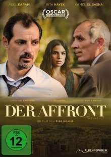 Der Affront, DVD