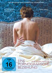 Eine pornographische Beziehung, DVD