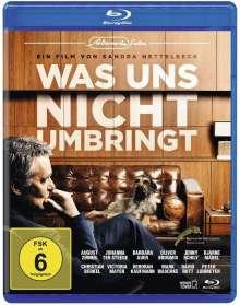 Was uns nicht umbringt (Blu-ray), Blu-ray Disc