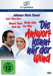 Die Antwort kennt nur der Wind, DVD
