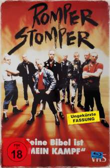 Romper Stomper (Limited Collector's Edition im VHS-Design) (Blu-ray), 2 Blu-ray Discs