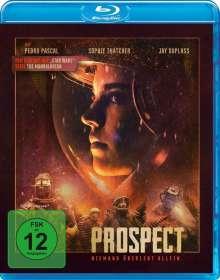 Prospect (Blu-ray), Blu-ray Disc