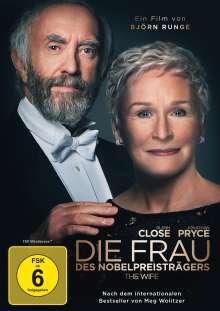 Die Frau des Nobelpreisträgers, DVD