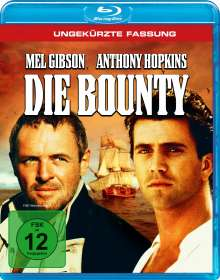 Die Bounty (Blu-ray), Blu-ray Disc