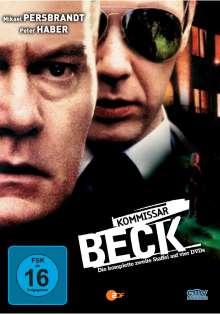 Kommissar Beck Staffel 2, 4 DVDs