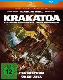 Krakatoa - Das größte Abenteuer des letzten Jahrhunderts (Feuersturm über Java) (Blu-ray), Blu-ray Disc