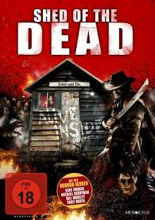 Shed of the Dead, DVD