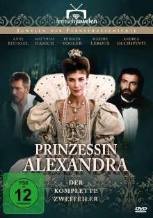 Prinzessin Alexandra, DVD