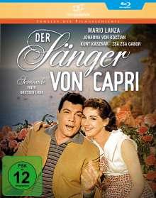 Der Sänger von Capri (Serenade einer großen Liebe) (Blu-ray), Blu-ray Disc