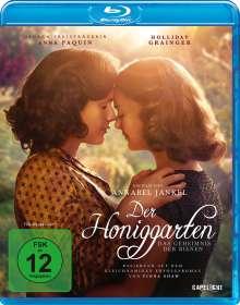 Der Honiggarten (Blu-ray), Blu-ray Disc
