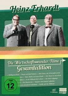 Heinz Erhardt Wirtschaftswunder (Gesamtedition), 14 DVDs