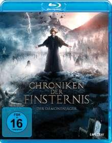 Chroniken der Finsternis: Der Dämonenjäger (Blu-ray), Blu-ray Disc