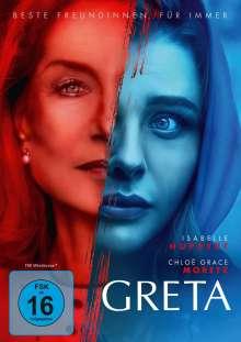 Greta (2018), DVD