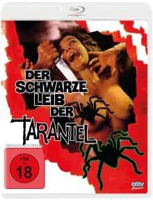 Der schwarze Leib der Tarantel (Blu-ray), Blu-ray Disc