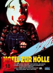 Hotel zur Hölle (Blu-ray & DVD im Mediabook), 2 Blu-ray Discs