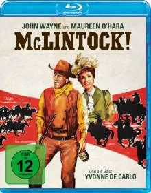 McLintock! (Blu-ray), Blu-ray Disc