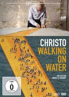 Christo - Walking on Water, DVD
