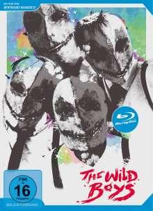 The Wild Boys (OmU) (Blu-ray), Blu-ray Disc