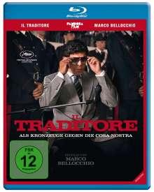 Il Traditore (Blu-ray), Blu-ray Disc