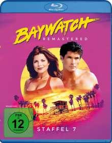 Baywatch Staffel 7 (Blu-ray), 4 Blu-ray Discs