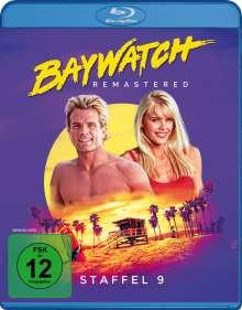 Baywatch Staffel 9 (Blu-ray), 4 Blu-ray Discs