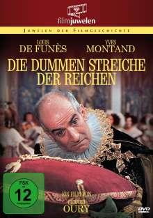 Die dummen Streiche der Reichen, DVD