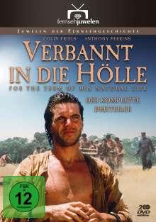 Verbannt in die Hölle (Komplette Miniserie), 2 DVDs