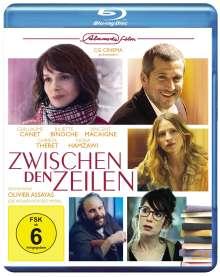 Zwischen den Zeilen (Blu-ray), Blu-ray Disc