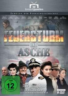 Feuersturm und Asche (Komplette Serie), 7 DVDs