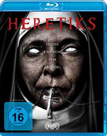Heretiks (Blu-ray), Blu-ray Disc