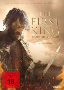 The First King - Romulus & Remus, DVD