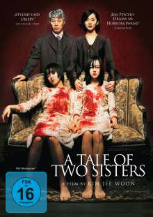 A Tale Of Two Sisters, 2 DVDs
