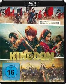 Kingdom (Blu-ray), Blu-ray Disc