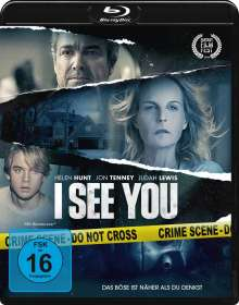I See You (Blu-ray), Blu-ray Disc