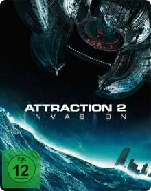 Attraction 2: Invasion (Blu-ray im Steelbook), Blu-ray Disc