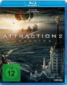Attraction 2: Invasion (Blu-ray), Blu-ray Disc