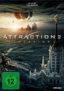 Attraction 2: Invasion, DVD