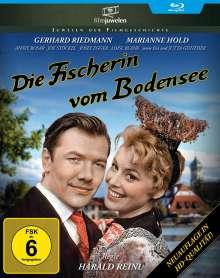 Die Fischerin vom Bodensee (Blu-ray), Blu-ray Disc